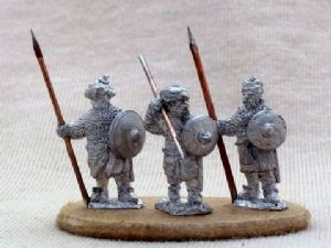 MUF18 Arab/Iraqi armoured spearman